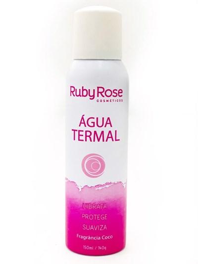 ÀGUA TERMAL RUBY ROSE