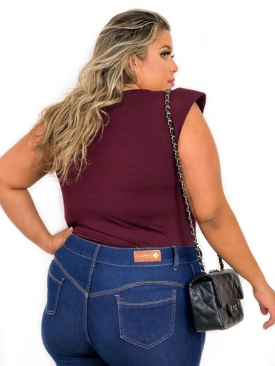 MUSCLE TEE PLUS SIZE
